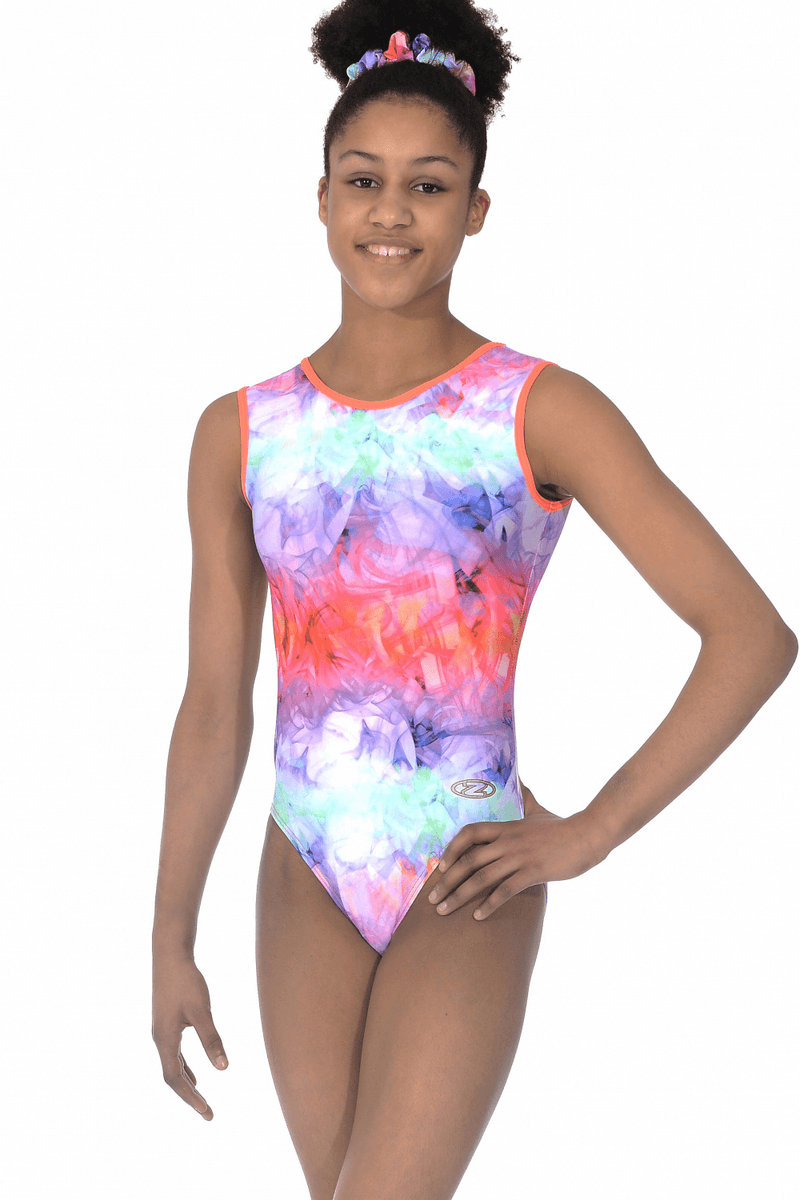 The Zone Calypso Sleeveless Leotard Z543CAL