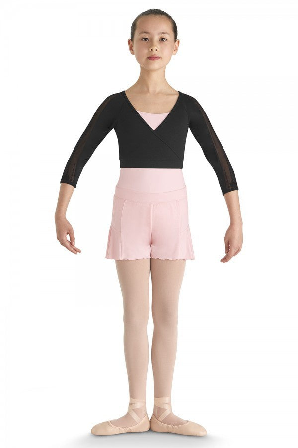 Bloch Soft Jersey Shorts CR9334
