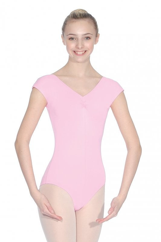 Roch Valley Microfibre Cap Sleeve Leotard