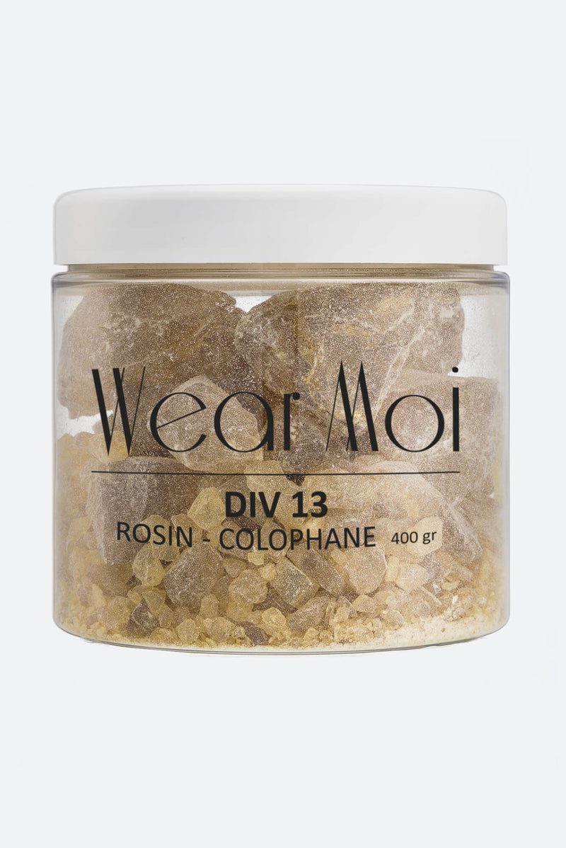 Wear Moi Rock Rosin DIV 13