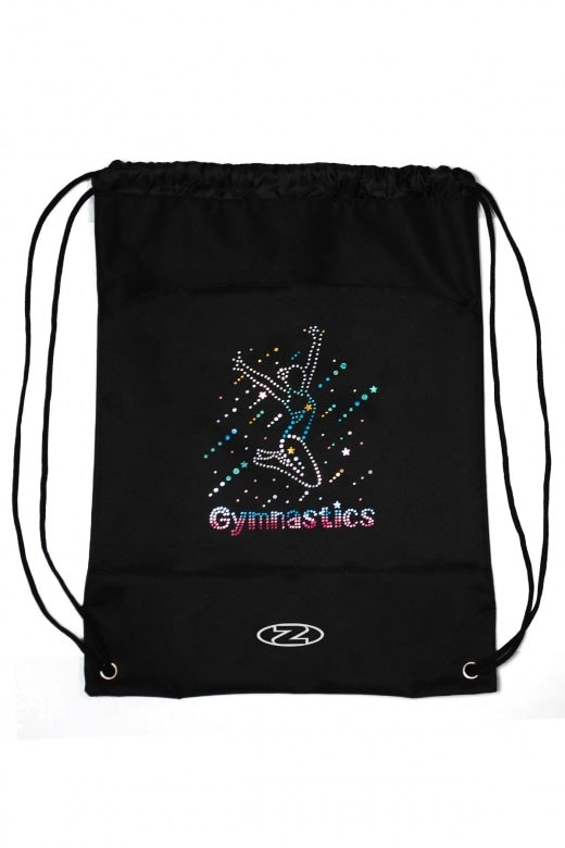 The Zone Gymnastics Drawstring Bag