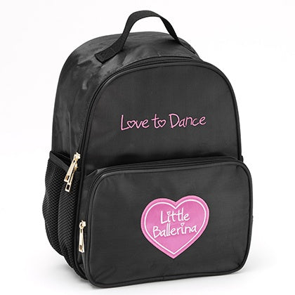 Little Ballerina Satin Back Pack