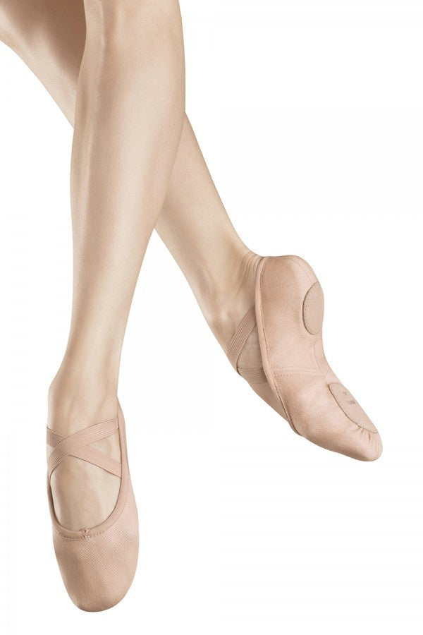 Bloch Zenith Stretch Canvas Ballet Shoe S0282G