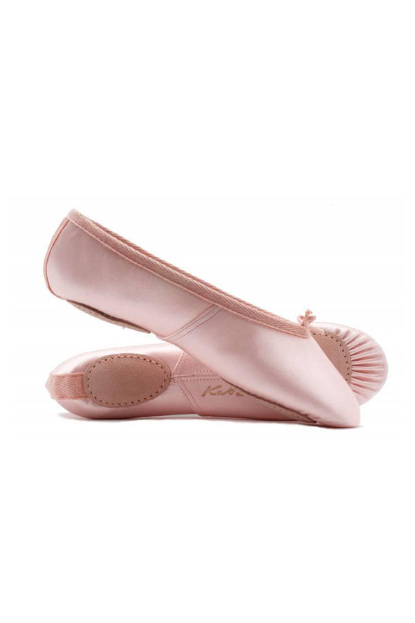 Katz Satin Split Sole Ballet Shoe
