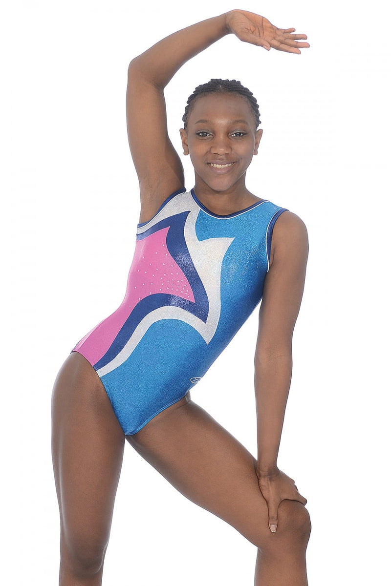 The Zone Lily Gymnastics Leotard Z390LIL