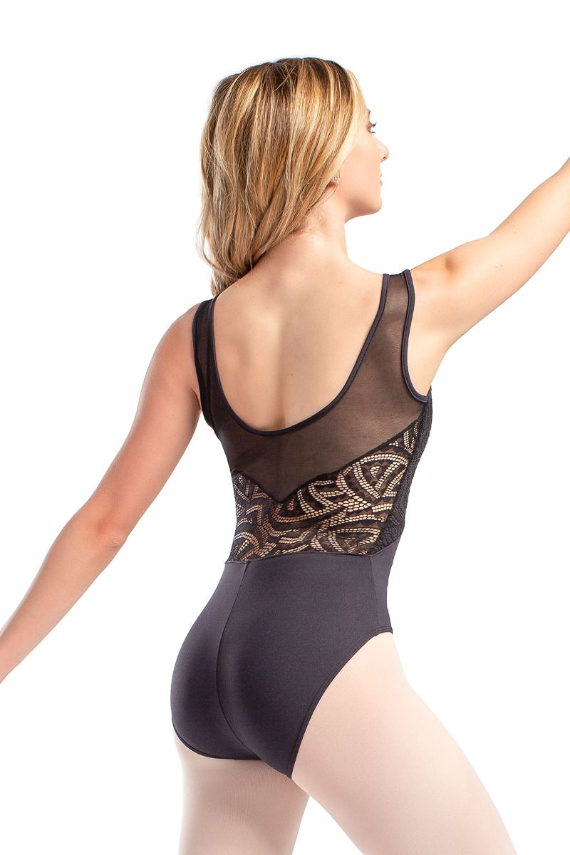 So Danca Ambrette Leotard RDE-1837