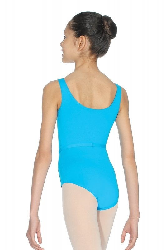 Roch Valley Microfibre Sleeveless Leotard RVBEATRICE