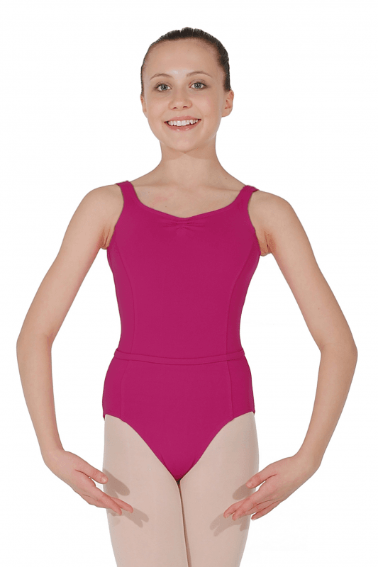 Roch Valley Microfibre Sleeveless Leotard RVELIZABETH