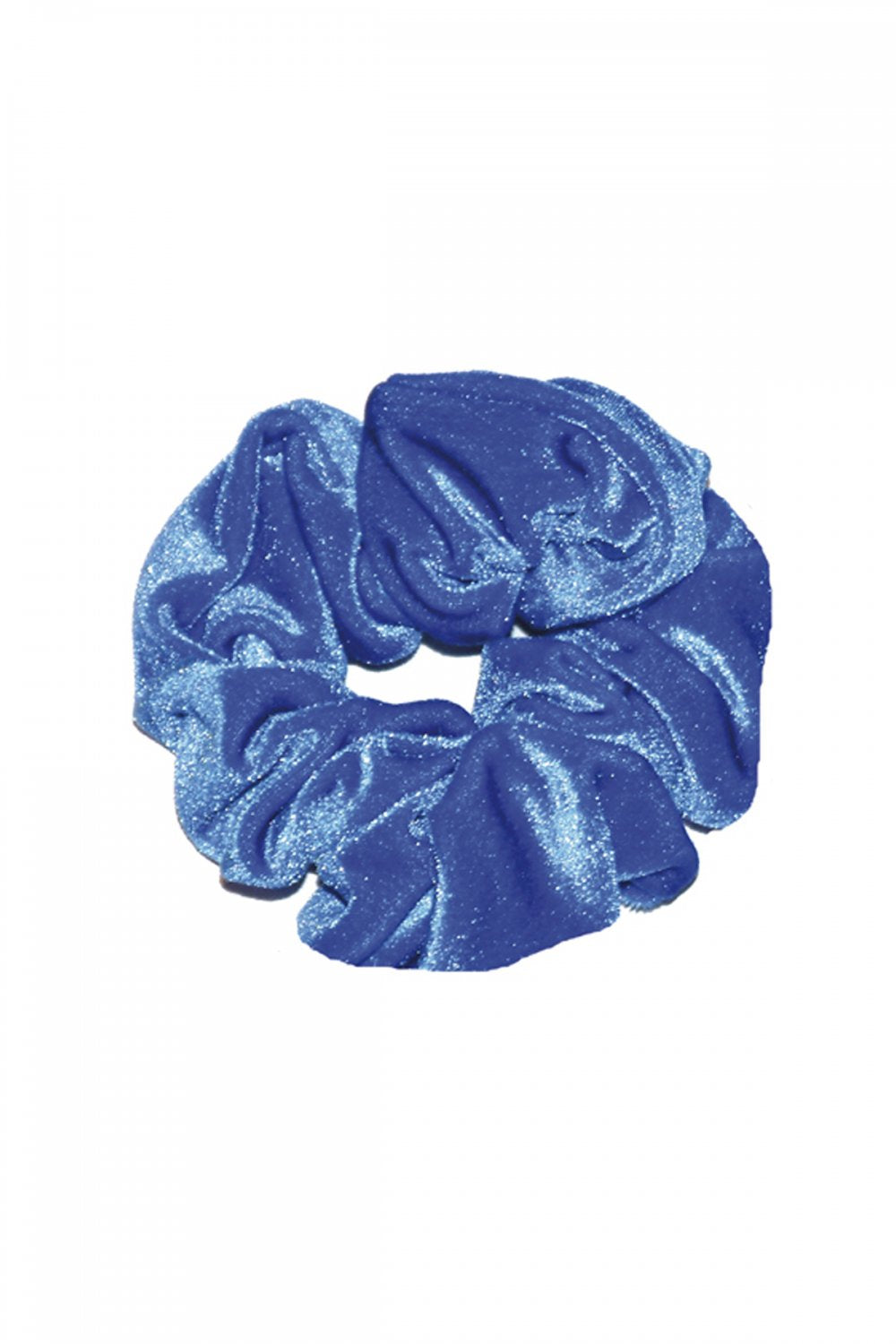 The Zone Smooth Velour Scrunchie