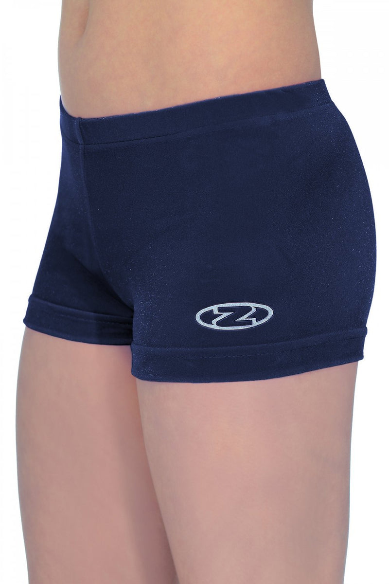 The Zone Adults Smooth Velour Hipster Shorts Z2000