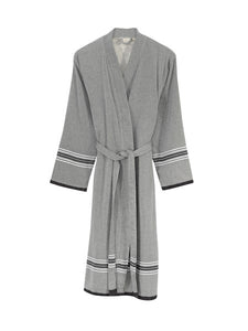 Suda Bathrobe - Anthracite Size 1