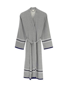 Suda Bathrobe - Navy Size 1