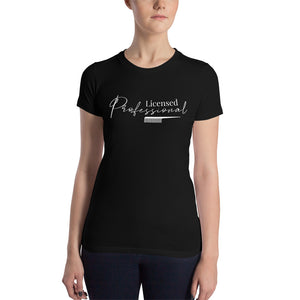 Licensed Professional - Women's Slim Fit T-Shirt