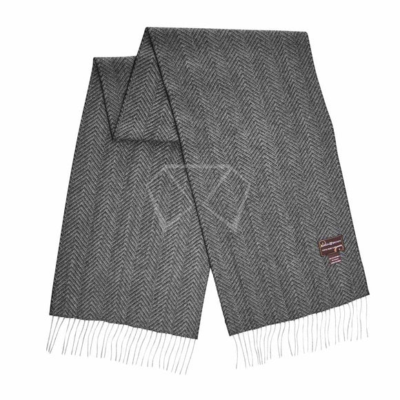 Mens Benson & Brown Cashmere Scarf #8