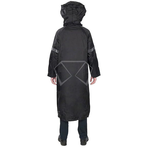 Fit Rite Meil Hooded Rain Coat