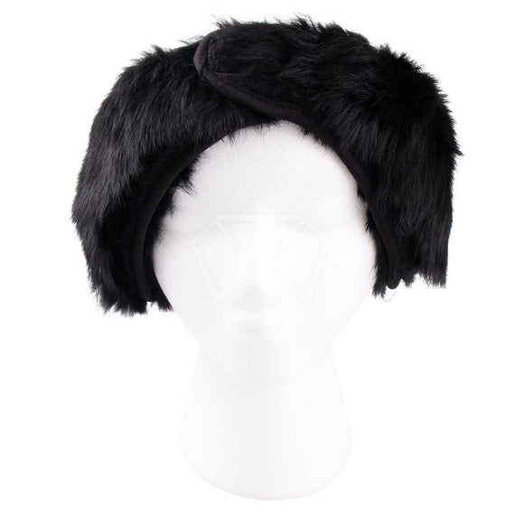 Mens Velcro Fur Ear Muffs