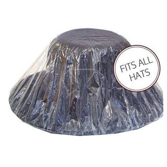 Plastic Hat Protector Household