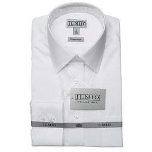 Boys Ilmio Twill Silver Label Shirt
