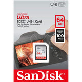 Sandisk 64Gb Sd Card Summer Items