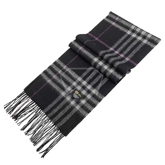 Mens Candor & Class Wool Scarf #537