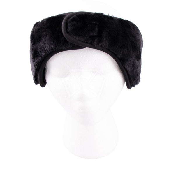 Mens Velcro Velour Ear Muffs