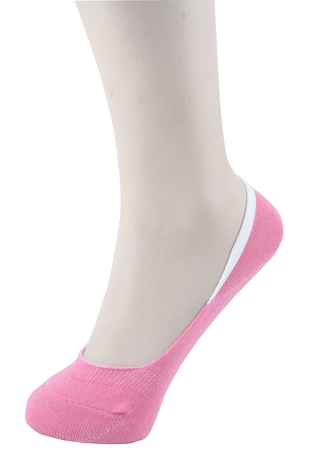 Invisible Liner Socks Pink Women