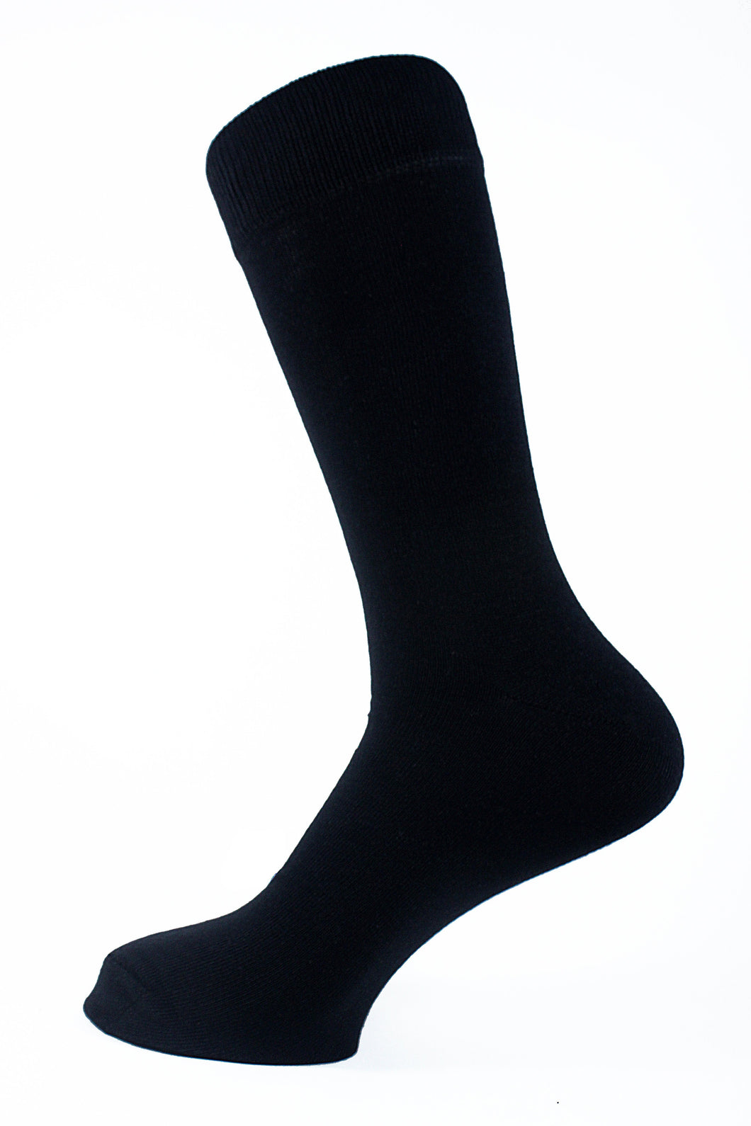 Plain Men Socks - samnoveltysocks.com