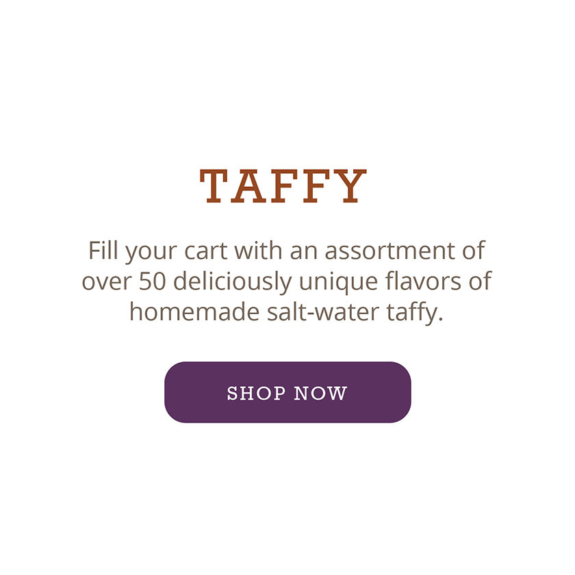 Welcome to Purple Mountain Taffy Company -- the World's Best