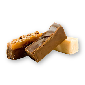 1 lb Assorted Fudge