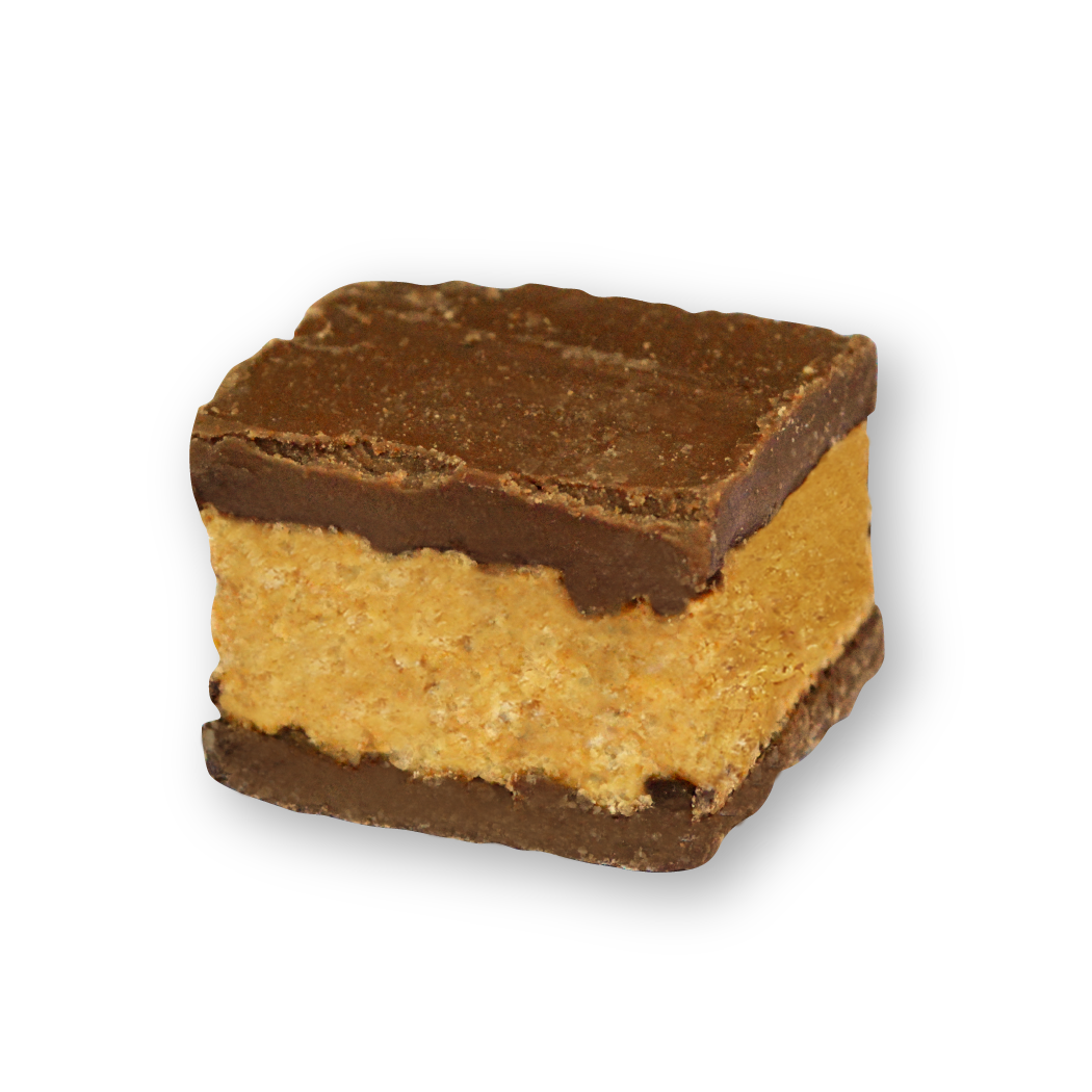 Milk Chocolate Bret Bars