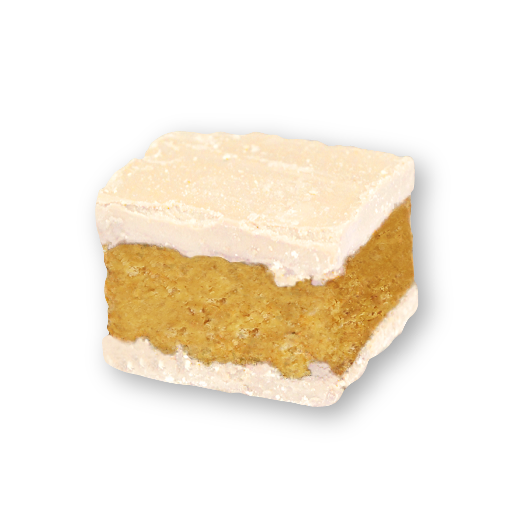 White Chocolate Bret Bars