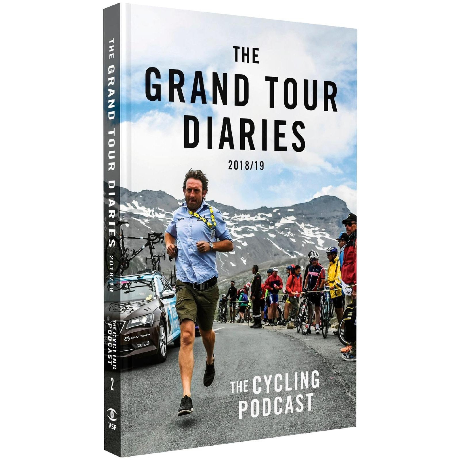 Guest Blog - Richard Moore, The Cycling Podcast