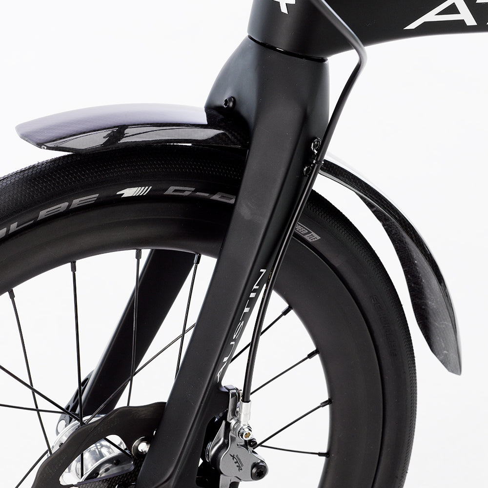 Carbon Mudguard Set