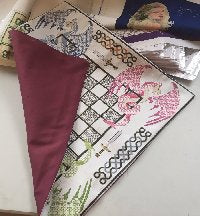 DoodleCraft Design Fabric Panels