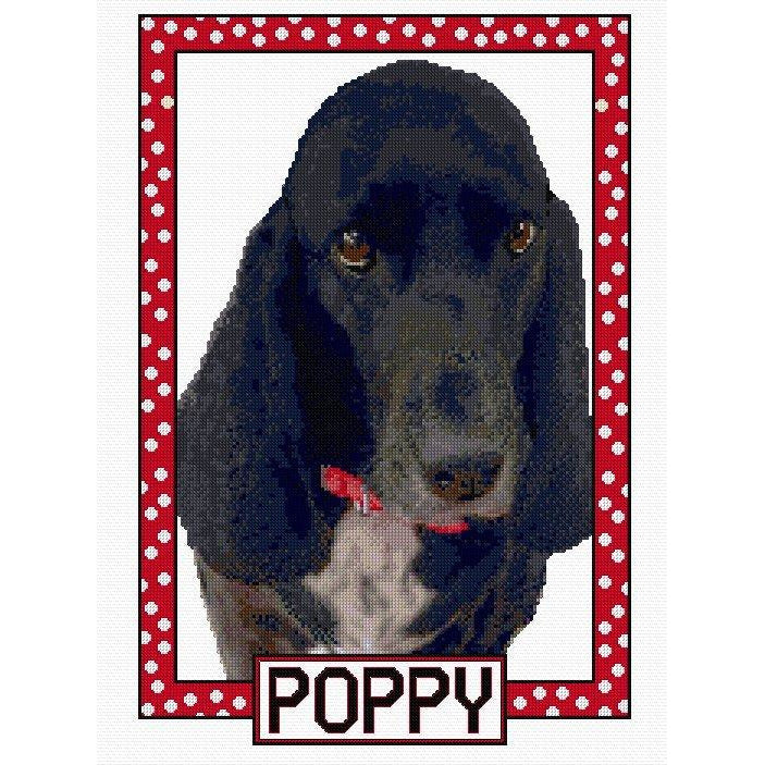 Example of Bespoke Design - Poppy