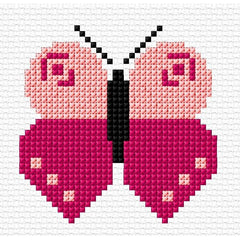 Butterfly Design for Kids and Beginners