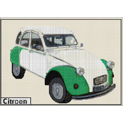 Example of Bespoke Design - Dolly the 2CV