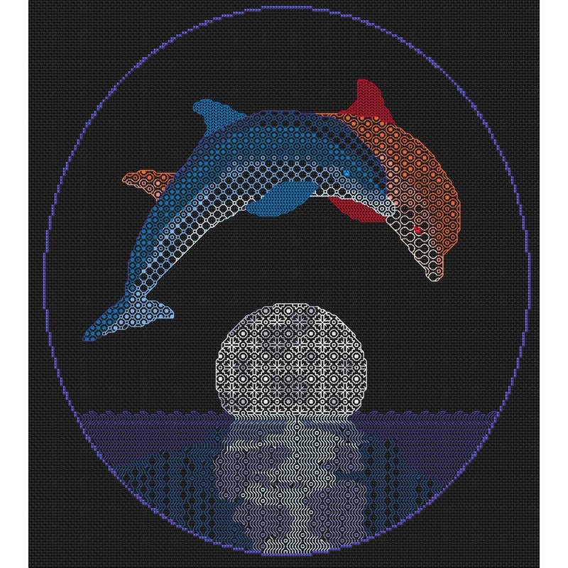 All Dolphins Together