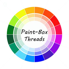 Stitch your own Chessboard with Dragons - Paint-Box Threads
