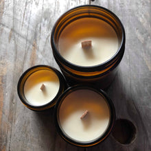 Load image into Gallery viewer, UPLIFT Aromatherapy Wood Wick Candle
