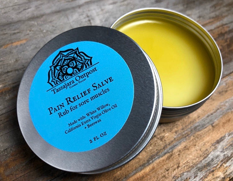 Pain Relief Salve