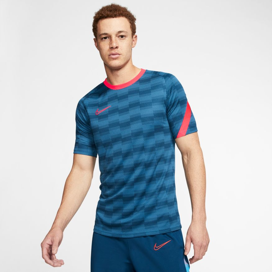 Nike Dri-FIT Academy Pro Men's Short-Sleeve Soccer Top