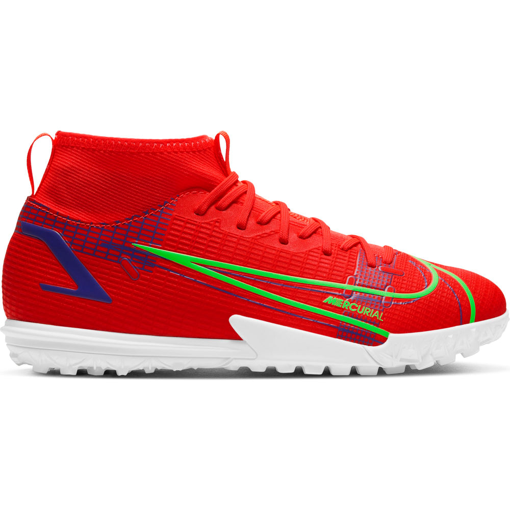 Nike Jr. Mercurial Superfly 8 Academy Turf (Youth)