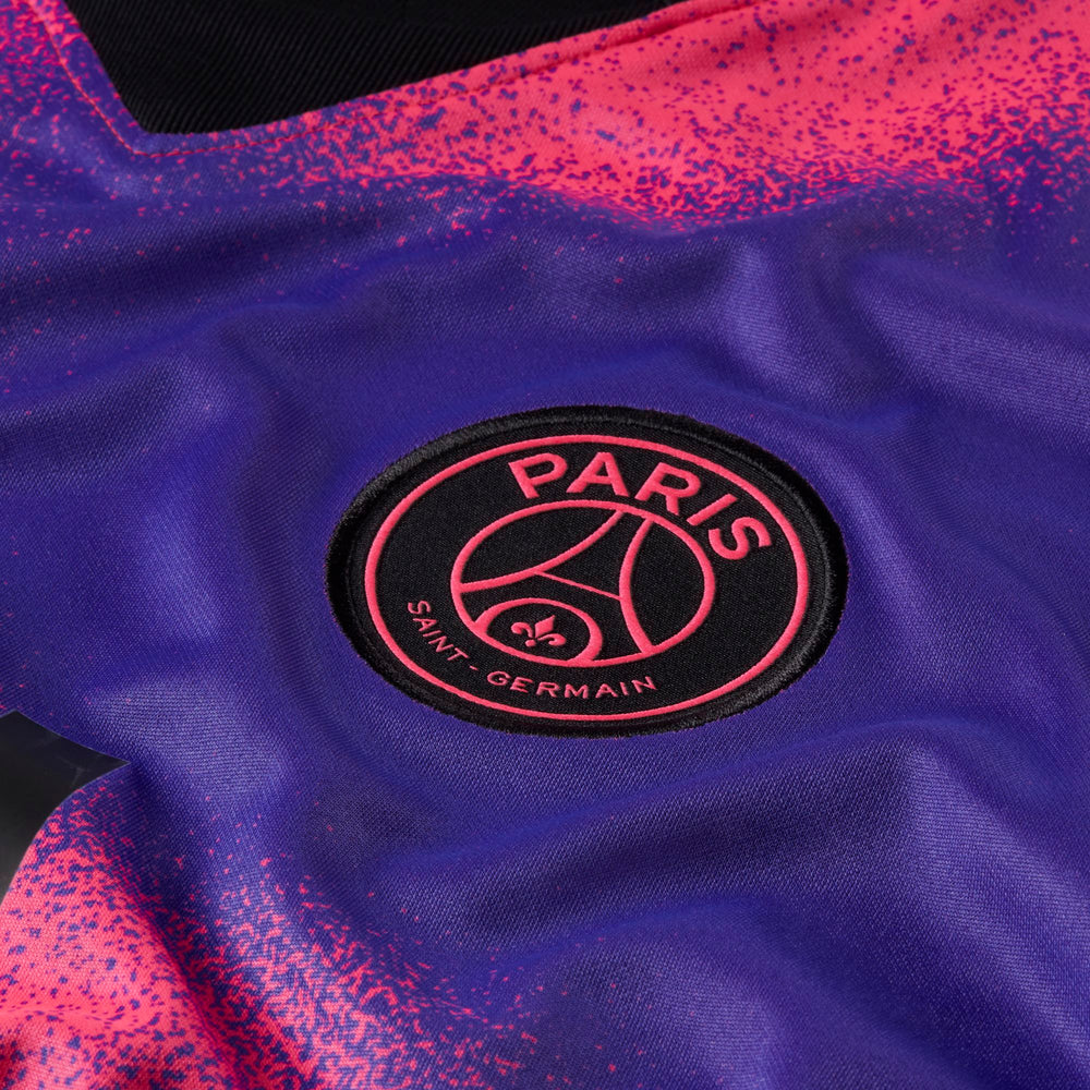 Jordan X Paris Saint-Germain 2020/21 Stadium Fourth Jersey