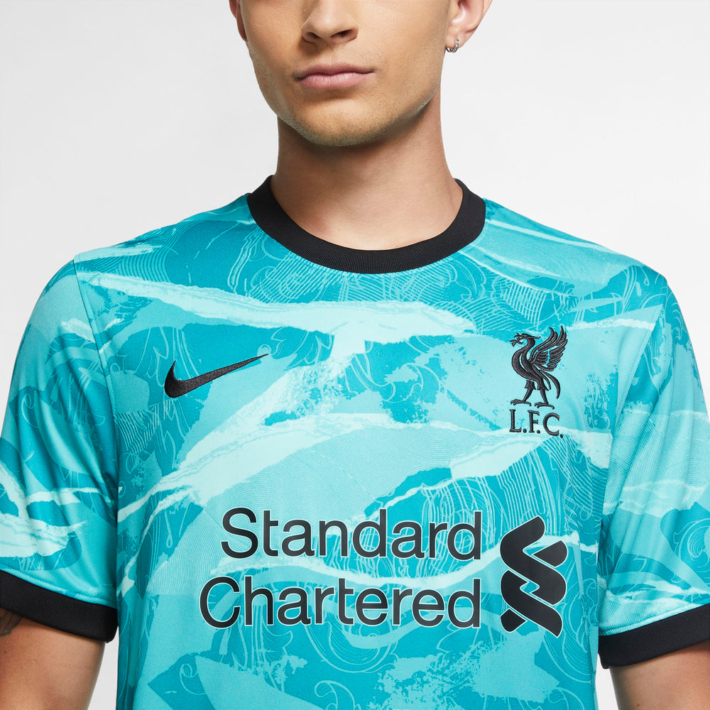 Nike Liverpool FC 2020/21 Stadium Away