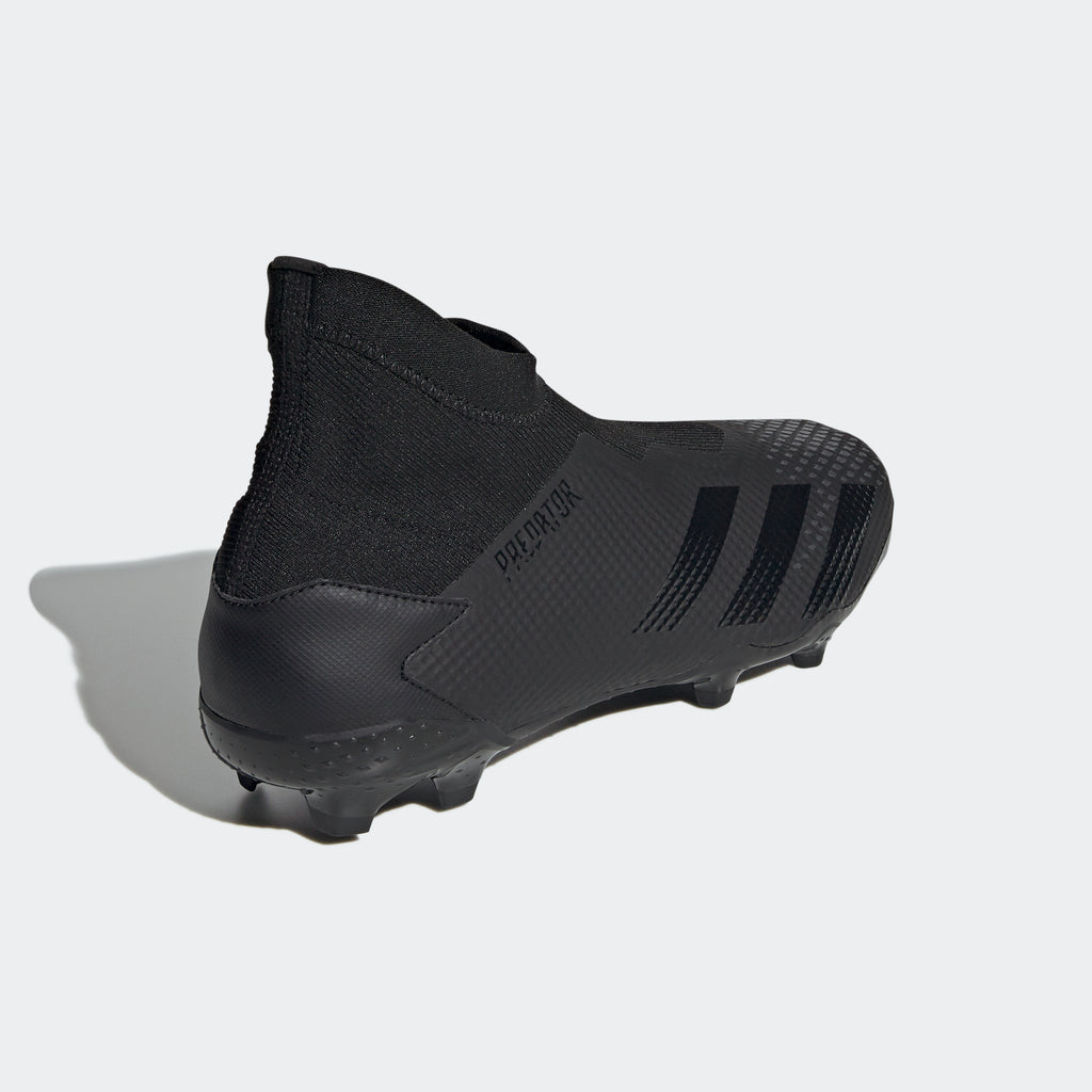 adidas Predator 20.3 Laceless Firm Ground Boots
