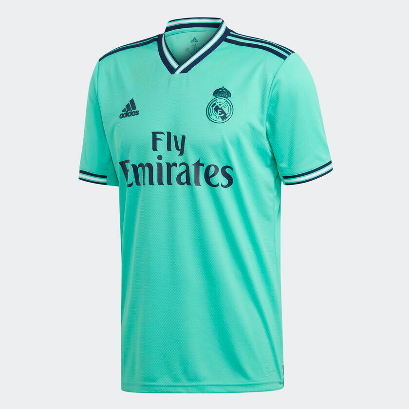 adidas Real Madrid Third Jersey