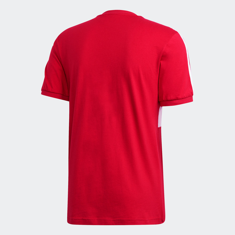 adidas Manchester United 3-Stripes Tee