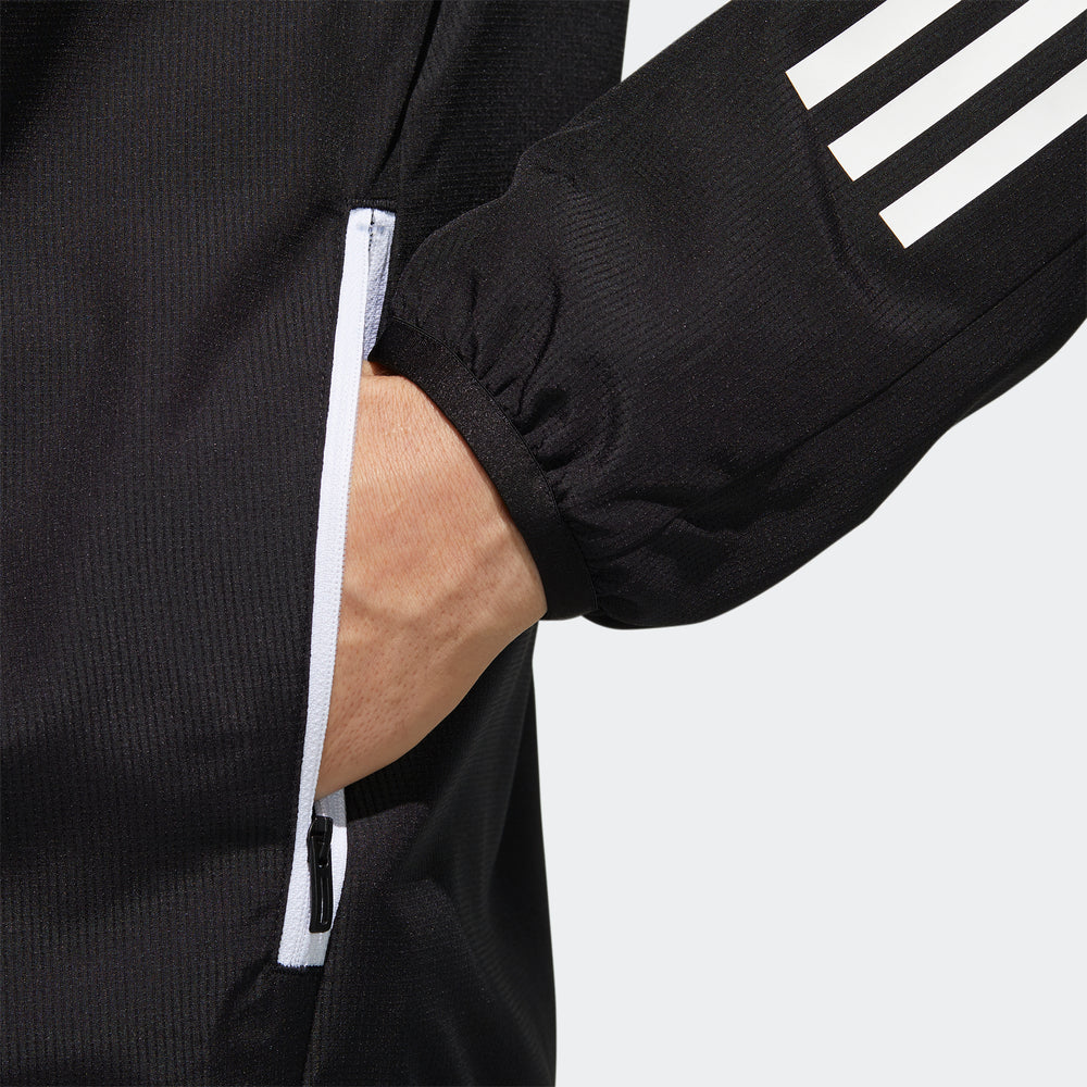 adidas Must Haves 3-Stripes Windbreaker
