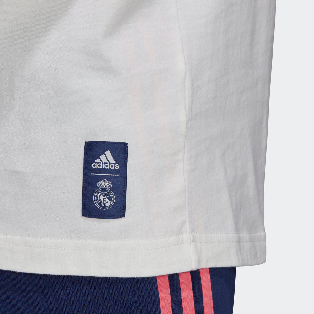adidas Real Madrid DNA Graphic Tee